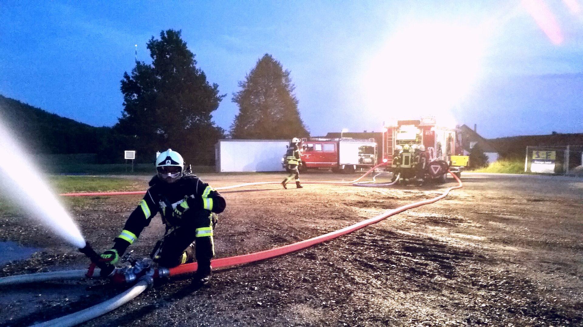 Feuerwehr Neukirchen bei Sulzbach-Rosenberg